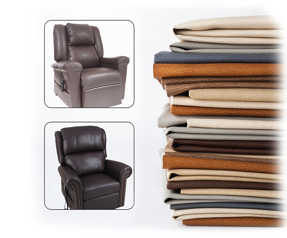 BRISA leather like top of the line most comfortable lift chair